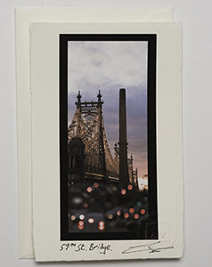 59th Street Bridge (Card)