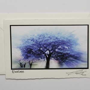 Blue Tree (Card)
