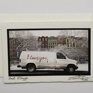 East Village (Card)
