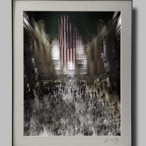 Grand Central (16×20)