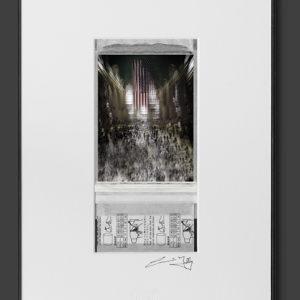 Grand Central (8×12)