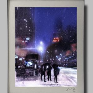 Hotel Empire (16×20)