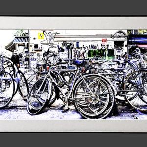 L Train Bikes (10×20)