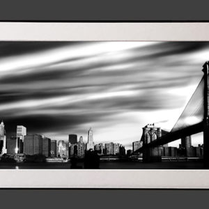 Manhattan Skyline (10×20)