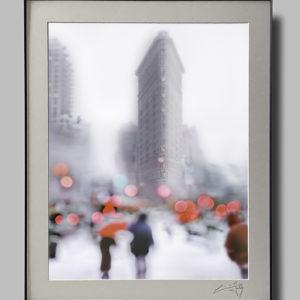 Snow NYC (16×20)