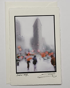 Snow NYC (Card)