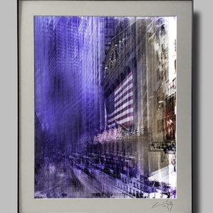 Wall Street (16×20)