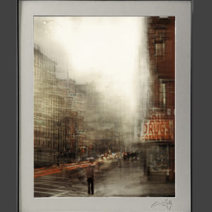 Second Ave (16×20)